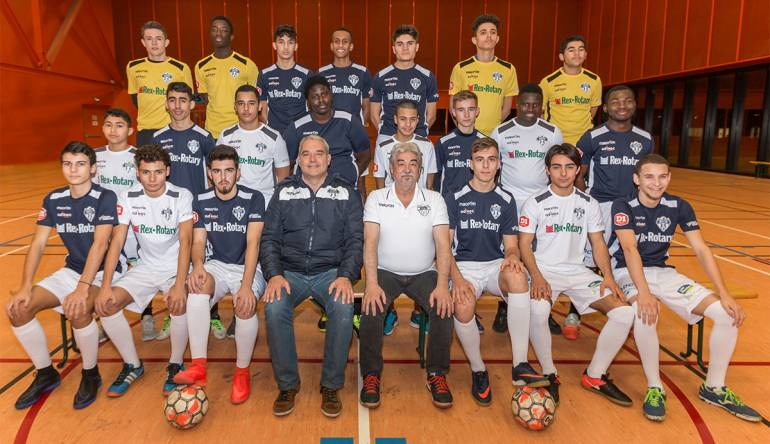 Nantes Métropole Futsal équipe Espoirs