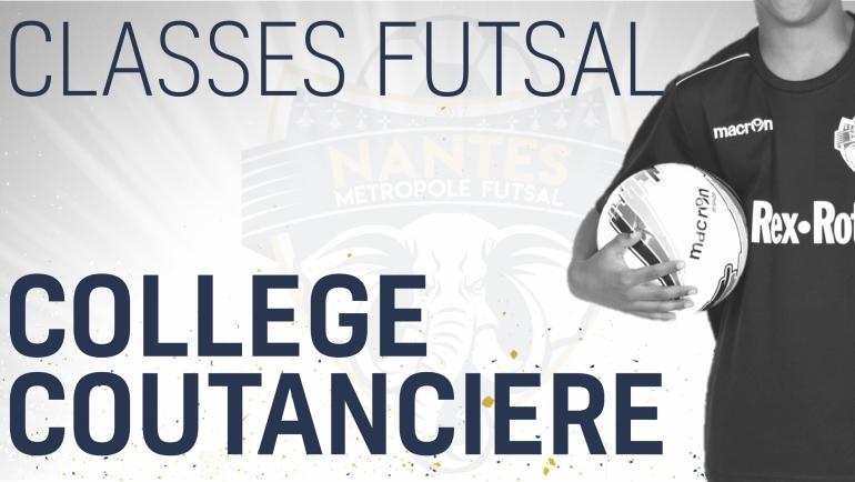 Classe Futsal – Rentrée 2018/2019