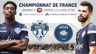 NMF / ACCES FC : Infos & Billeterie