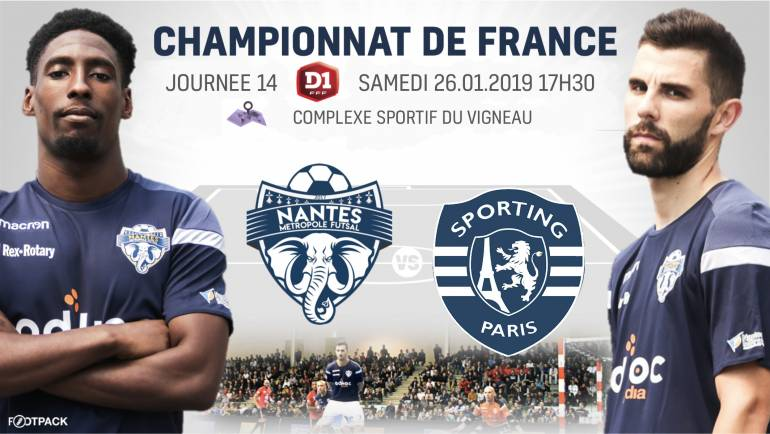 NMF / Sporting Paris : Infos & Billetterie