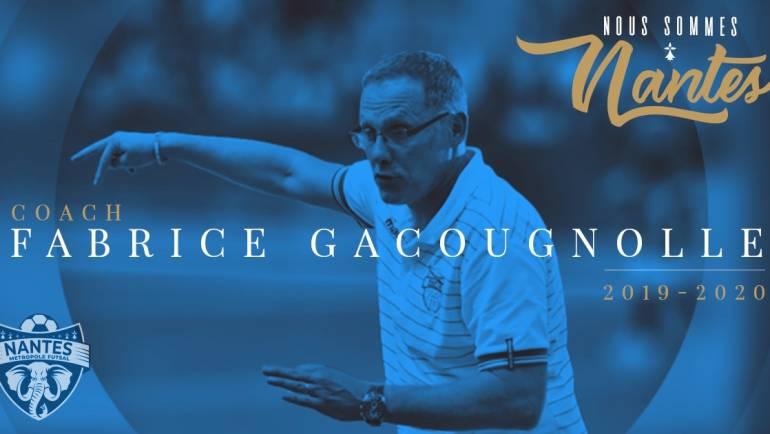 Saison 2019 – 2020 : Fabrice Gacougnolle