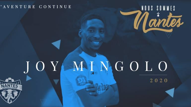 Saison 2019-2020 : Joy MINGOLO