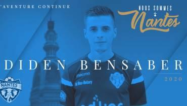 Saison 2019 – 2020 : DIDEN BENSABER