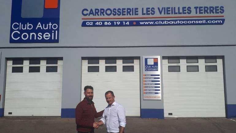 Nouveau Partenariat : CARROSSERIE LES VIEILLES TERRES