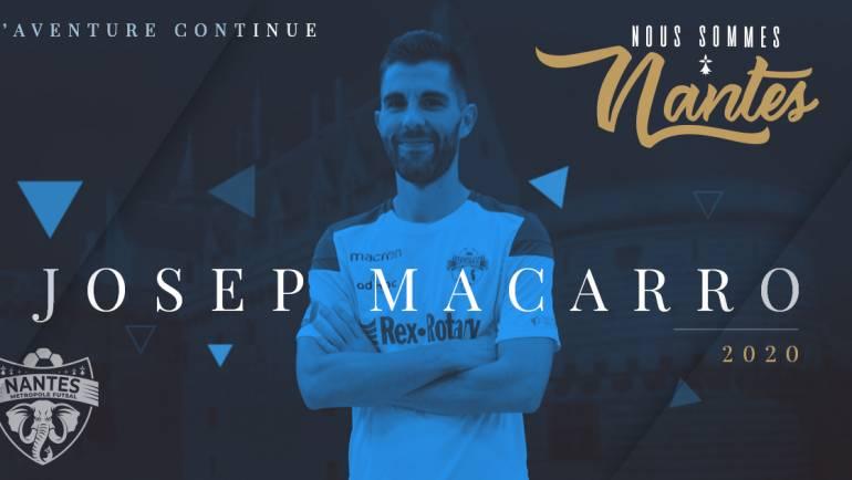 Saison 2019 – 2020 : JOSEP MACARRO