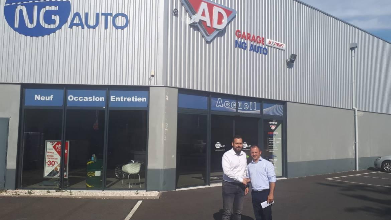 Renouvellement Partenariat : NG Auto