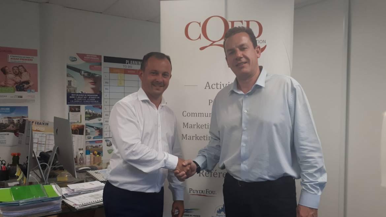 Renouvellement Partenariat : CQFD Communication