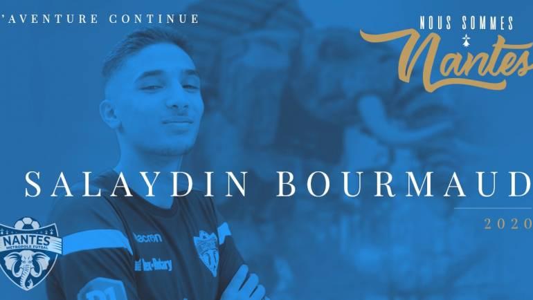 Saison 2019 – 2020 : SALAH BOURMAUD