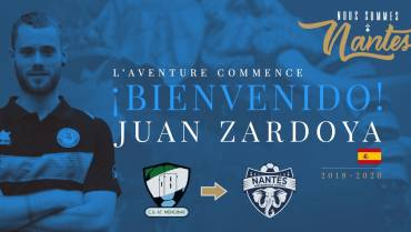 Saison 2019 – 2020 : JUAN ZARDOYA