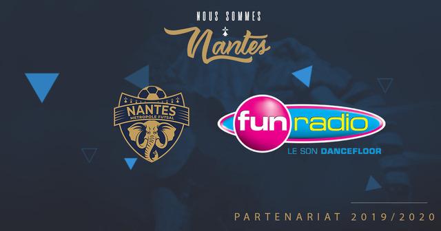 Renouvellement de partenariat : Fun Radio