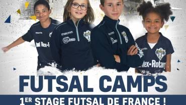 Stage Futsal de la Toussaint!