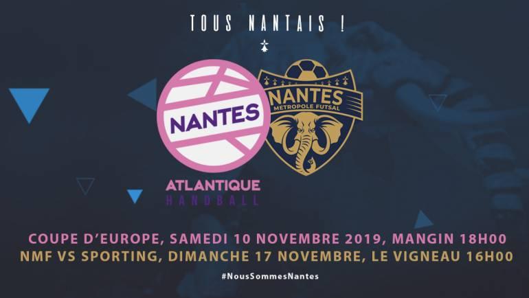 TOUS NANTAIS : NAHB & NMF PLUS FORTS ENSEMBLE !