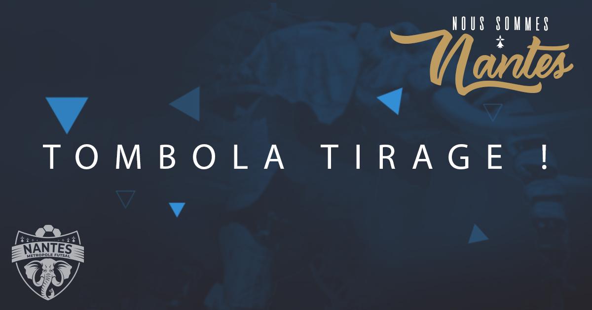TOMBOLA !