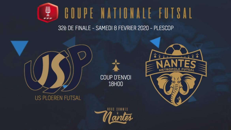 32ème de Finale – Coupe De France !