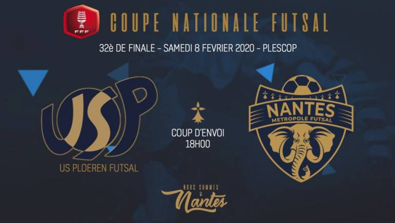 32ème de Finale – Coupe De France !