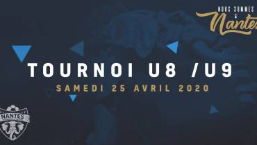 TOURNOI U8/U9