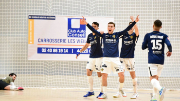 Le NMF accueille le champion de France en titre !