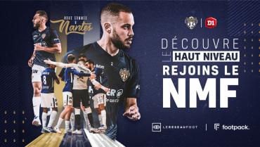 Le Nantes Métropole Futsal lance une 'Draft Digitale' inédite
