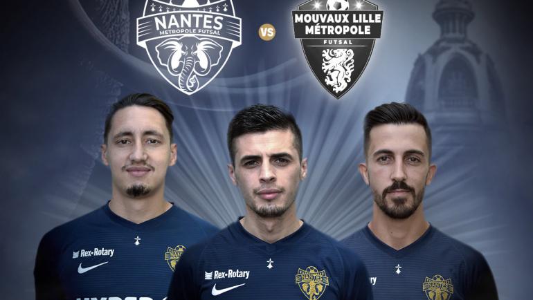 J4 : NMF / Lille Mouvaux | Infos & Billetterie