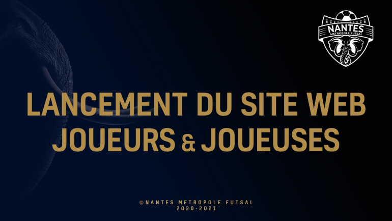 Lancement du site JOUEURS ET JOUEUSES NMF