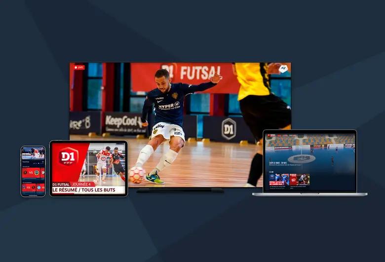 FUTSAL ZONE : La nouvelle plateforme digitale 100% Futsal